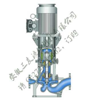 YML无泄漏管道磁力泵